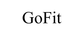 mark for GOFIT, trademark #85762417