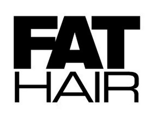 mark for FAT HAIR, trademark #85762516