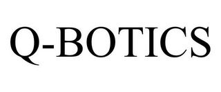 mark for Q-BOTICS, trademark #85762641