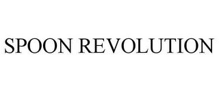 mark for SPOON REVOLUTION, trademark #85762657