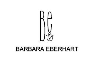 mark for BE BARBARA EBERHART, trademark #85762779