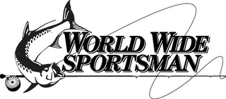 mark for WORLD WIDE SPORTSMAN, trademark #85762877