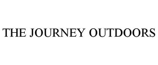 mark for THE JOURNEY OUTDOORS, trademark #85763040