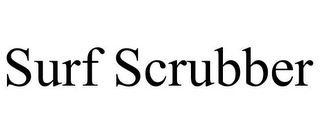 mark for SURF SCRUBBER, trademark #85763057