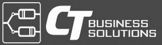 mark for CT BUSINESS SOLUTIONS, trademark #85763088