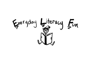 mark for EVERYDAY LITERACY FUN, trademark #85763100