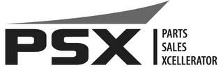 mark for PSX PARTS SALES XCELLERATOR, trademark #85763147
