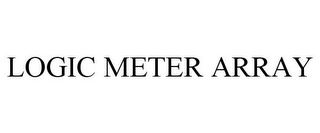 mark for LOGIC METER ARRAY, trademark #85763189