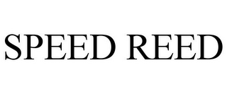 mark for SPEED REED, trademark #85763227