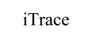 mark for ITRACE, trademark #85763423