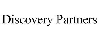 mark for DISCOVERY PARTNERS, trademark #85763435