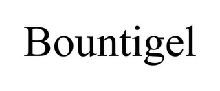 mark for BOUNTIGEL, trademark #85763442