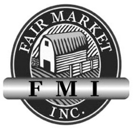 mark for F M I FAIR MARKET INC., trademark #85763492