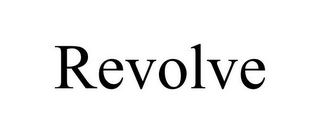 mark for REVOLVE, trademark #85763639