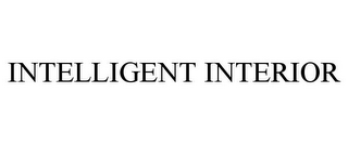 mark for INTELLIGENT INTERIOR, trademark #85763677