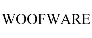 mark for WOOFWARE, trademark #85763814