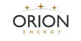 mark for ORION ENERGY, trademark #85763902