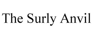 mark for THE SURLY ANVIL, trademark #85764223