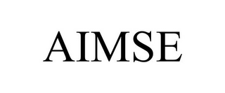 mark for AIMSE, trademark #85764269