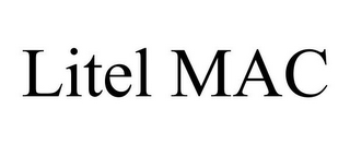 mark for LITEL MAC, trademark #85764559