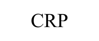 mark for CRP, trademark #85764815