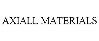 mark for AXIALL MATERIALS, trademark #85765073