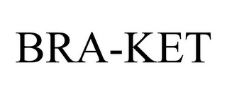 mark for BRA-KET, trademark #85765362