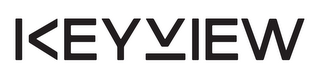 mark for KEYVIEW, trademark #85765446