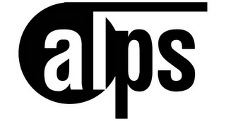 mark for ALPS, trademark #85765474