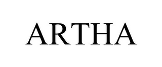 mark for ARTHA, trademark #85765629