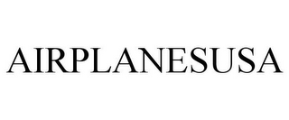 mark for AIRPLANESUSA, trademark #85765720