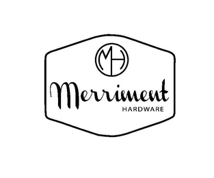 mark for MH MERRIMENT HARDWARE, trademark #85765781