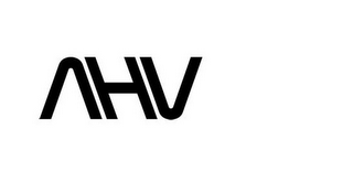 mark for AHV, trademark #85765820