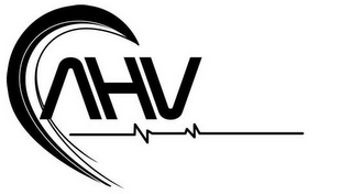 mark for AHV, trademark #85765855
