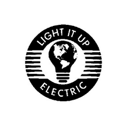 mark for LIGHT IT UP ELECTRIC, trademark #85765905