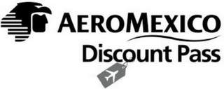mark for AEROMEXICO DISCOUNT PASS, trademark #85766246