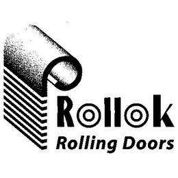 mark for ROLLOK ROLLING DOORS, trademark #85766329