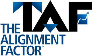mark for TAF THE ALIGNMENT FACTOR, trademark #85766393