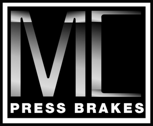 mark for MC PRESS BRAKES, trademark #85766470
