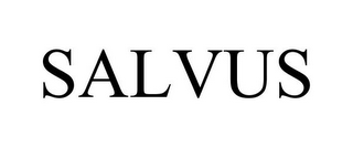 mark for SALVUS, trademark #85766474