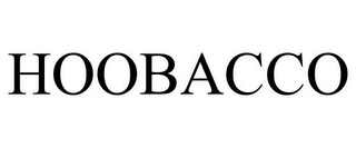 mark for HOOBACCO, trademark #85766607
