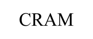 mark for CRAM, trademark #85766681
