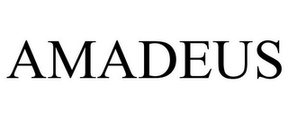 mark for AMADEUS, trademark #85766737