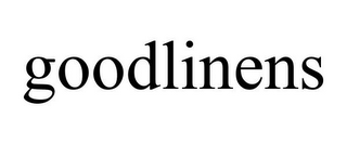 mark for GOODLINENS, trademark #85766975