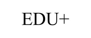 mark for EDU+, trademark #85767443