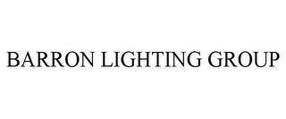 mark for BARRON LIGHTING GROUP, trademark #85767581