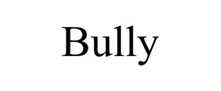 mark for BULLY, trademark #85767598