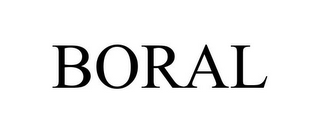 mark for BORAL, trademark #85768063
