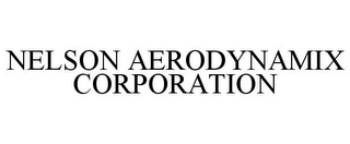 mark for NELSON AERODYNAMIX CORPORATION, trademark #85768083