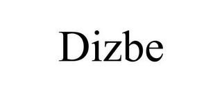 mark for DIZBE, trademark #85768242